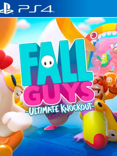 Fall Guys Ultimate Knockout (PS4)