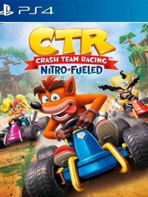 Crash Team Racing Nitro (PS4)