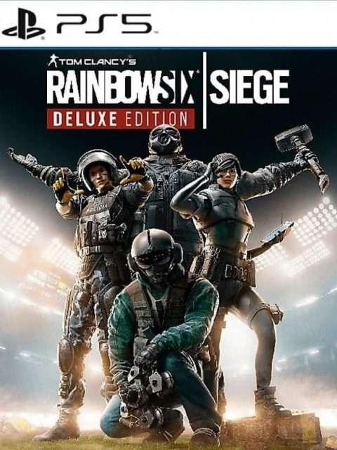 Rainbow Six Siege (PS5)