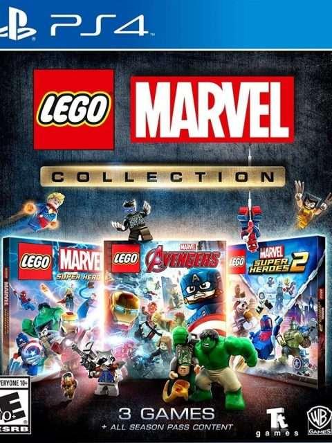 Colección LEGO Marvel (PS4)