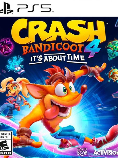 Crash Bandicoot 4 Its About Time (PS5)
