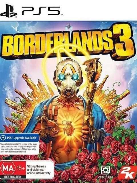 Borderlands 3 (PS5)
