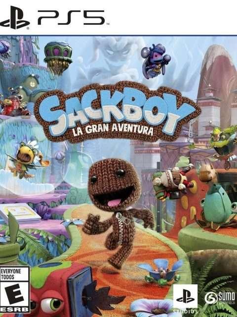 Sackboy Una Gran Aventura (PS5)