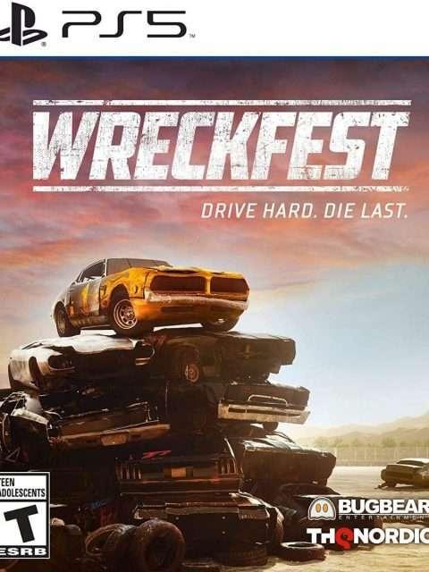Wreckfest (PS5)