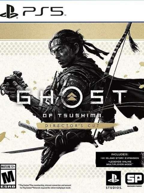 Ghost of Tsushima: Versión Del Director (PS5)