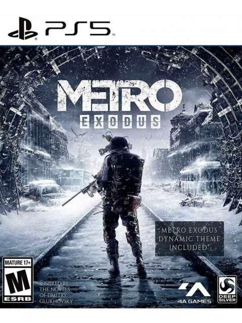 Metro Exodus (PS5)