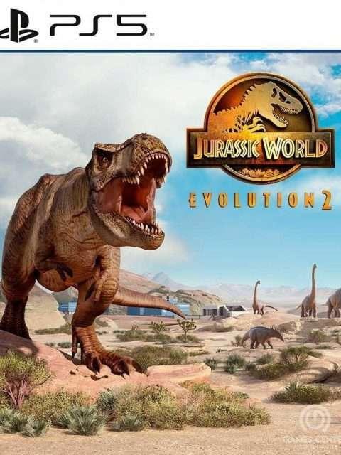 Jurassic World Evolution 2 (PS5)