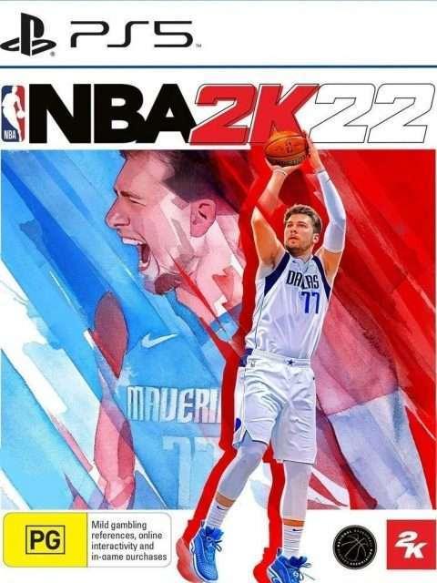 NBA 2K22 (PS5)