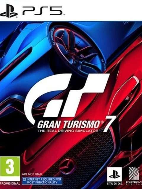 Gran Turismo Sport 7 (PS5)