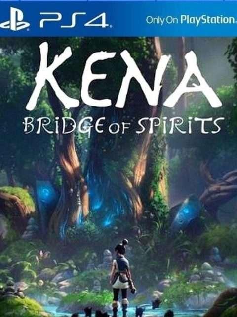 Kena: Bridge of Spirits (PS4)