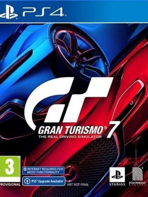 Gran Turismo Sport 7 (PS4)