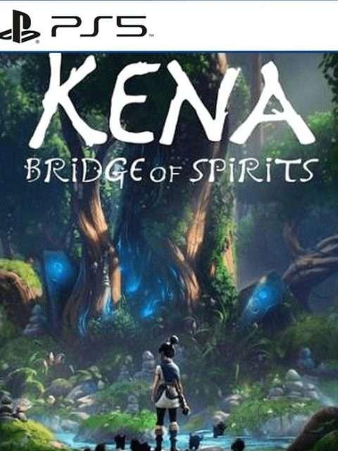 Kena: Bridge of Spirits (PS5)
