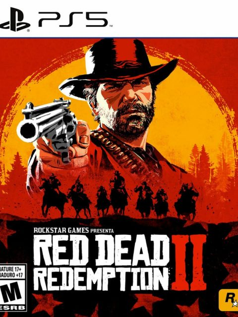 Red Dead Redemption 2 (PS5) Compatible