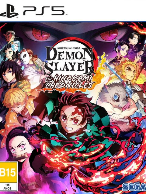 Demon Slayer: Kimetsu No Yaiba (PS5)