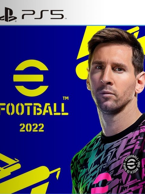 PES Efootball 2022 (PS5)