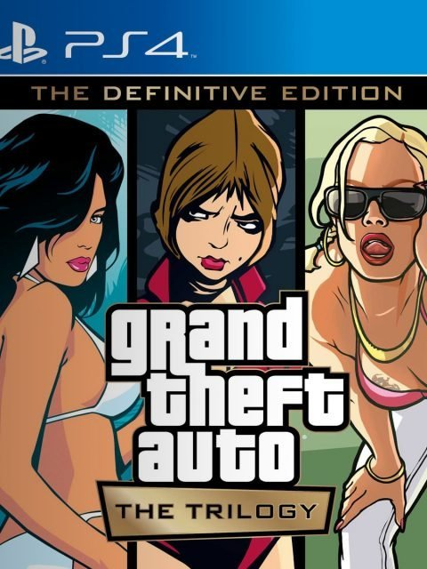 GTA: The Trilogy – The Definitive Edition (PS4)