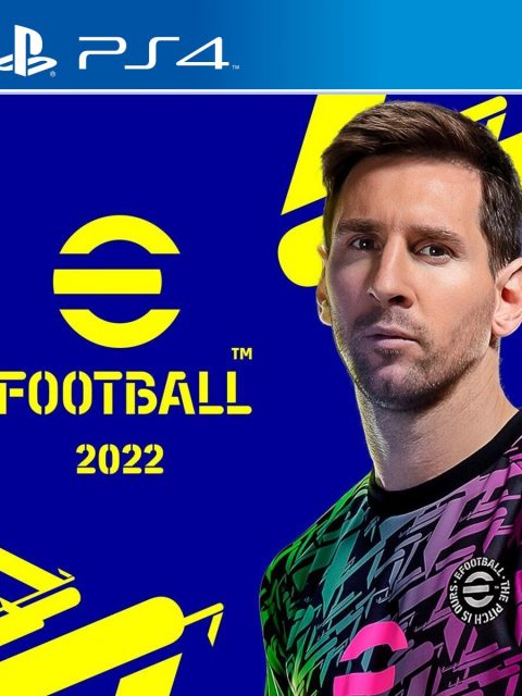 PES Efootball 2022 (PS4)