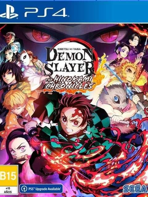 Demon Slayer: Kimetsu No Yaiba (PS4)
