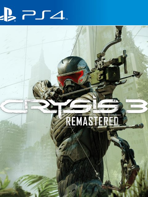 Crysis 3 Remastered (PS4)